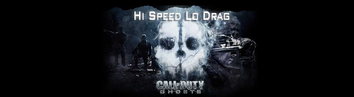 Hi Speed Lo Drag