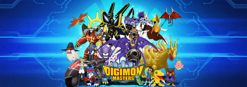Global Digimon Masters Online