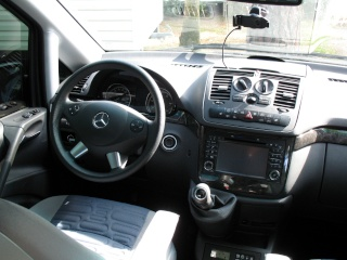 Vends mercedes viano marco polo 2 2 cdi 163ch blue for Interieur 807 8 places