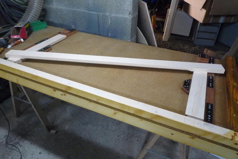 Volet barres choix de vis pour volet bois for Vis pour volet bois