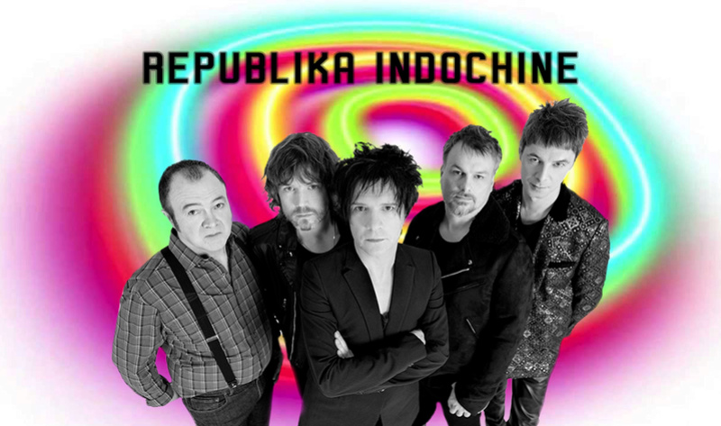 Republika Indochine - Le Forum