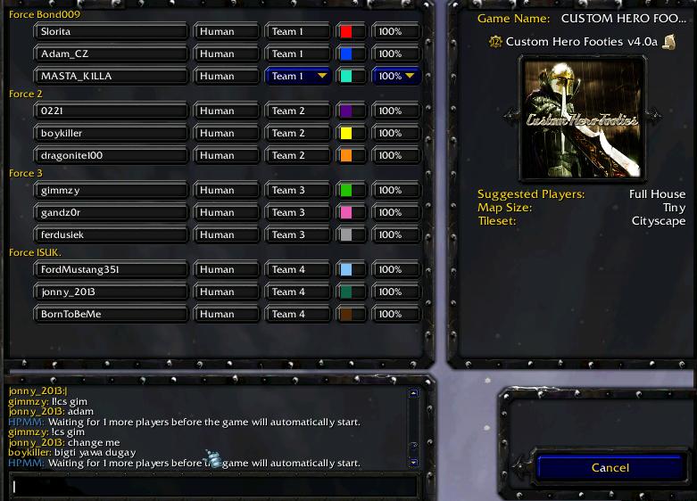 Warcraft III Frozen Throne Как играть по сети через Hamachi. скачать програ