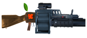 CG,Coconut Gun