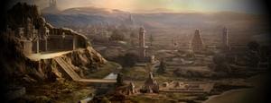 Ellowael, a Halott város