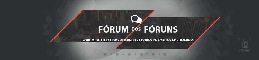 Fórum dos Fóruns
