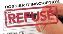 Dossiers refusés