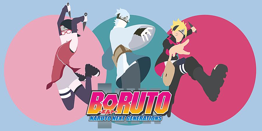 BORUTO-ボルト