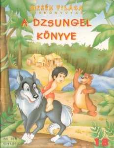 Various Authors - A dzsungel könyve