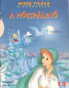 Various Authors - A hókirálynő 2001