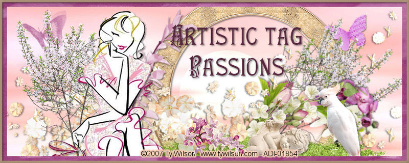 Artistic Tag Passions