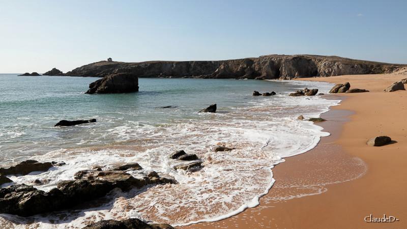 Quiberon presqu 39 ile et c te sauvage - Camping port blanc saint pierre quiberon ...