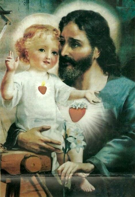 Neuvaine saint joseph du 10 au 19 mars f te de saint joseph - Neuvaine st joseph pour vendre sa maison ...
