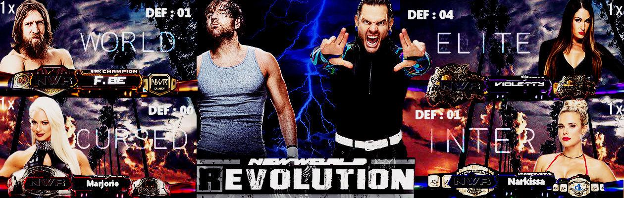 New Wrestling Revolution