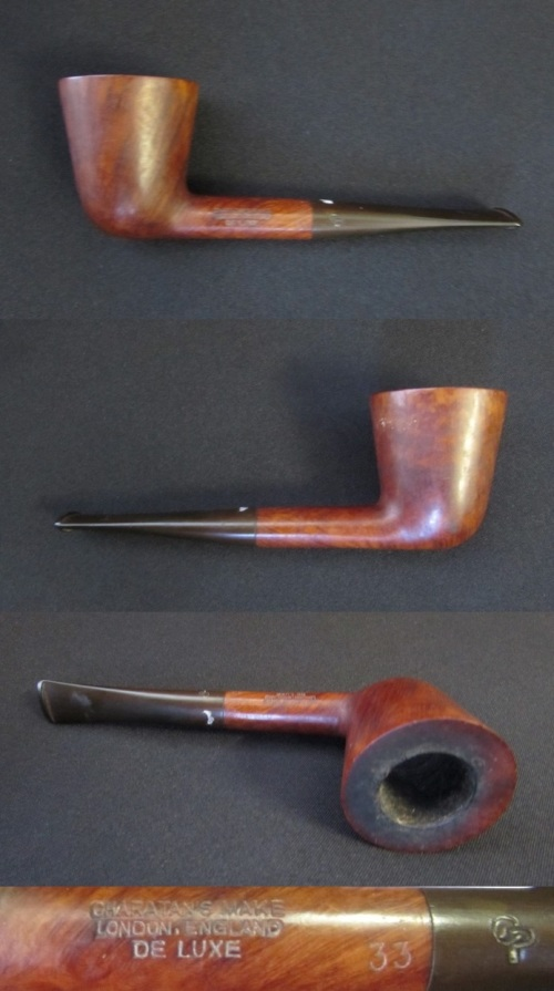 Charatan pipe dating
