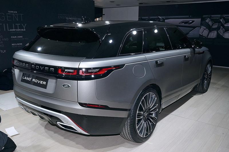 Range Rover Evoque Dimensions >> 2017 - [Land Rover] Range Rover VELAR (L560) - Page 6