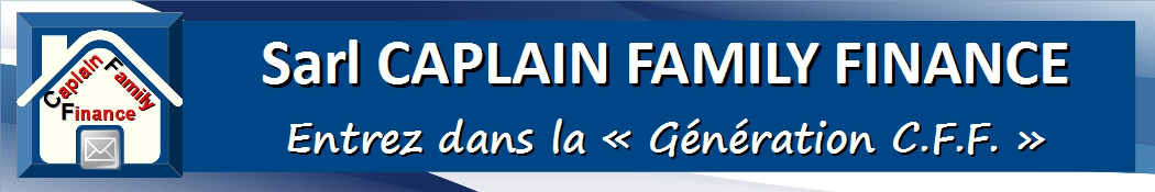 Sarl CAPLAIN FAMILY FINANCE