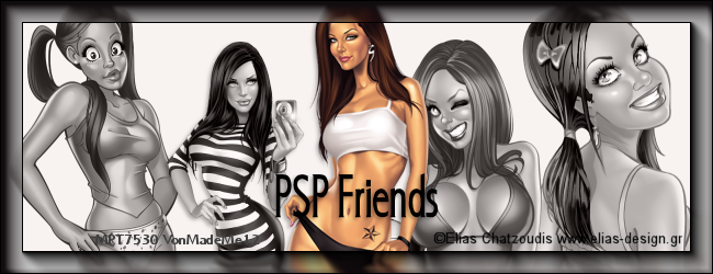 PSP Friends & Freebies
