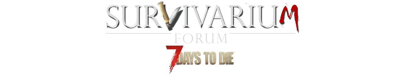 Survivarium | Forum | 7 Days To Die