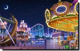 Complexe aquatique et parc d'attractions