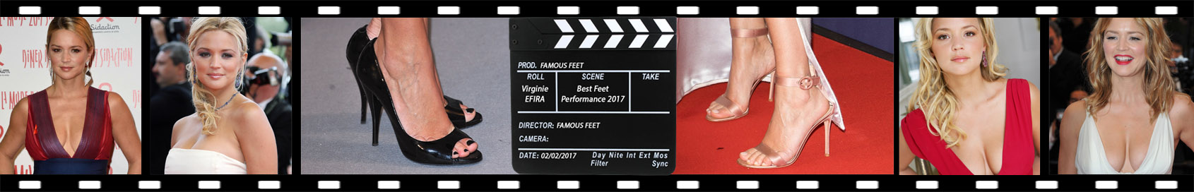 Famous Feet