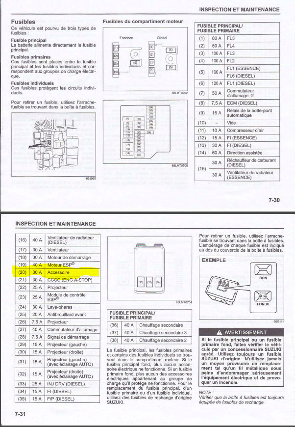 Fusibl on Saturn Astra Fuse Box Locations
