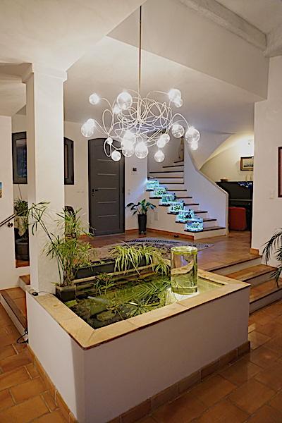 bassin int rieur avec son observatoire mahipe. Black Bedroom Furniture Sets. Home Design Ideas