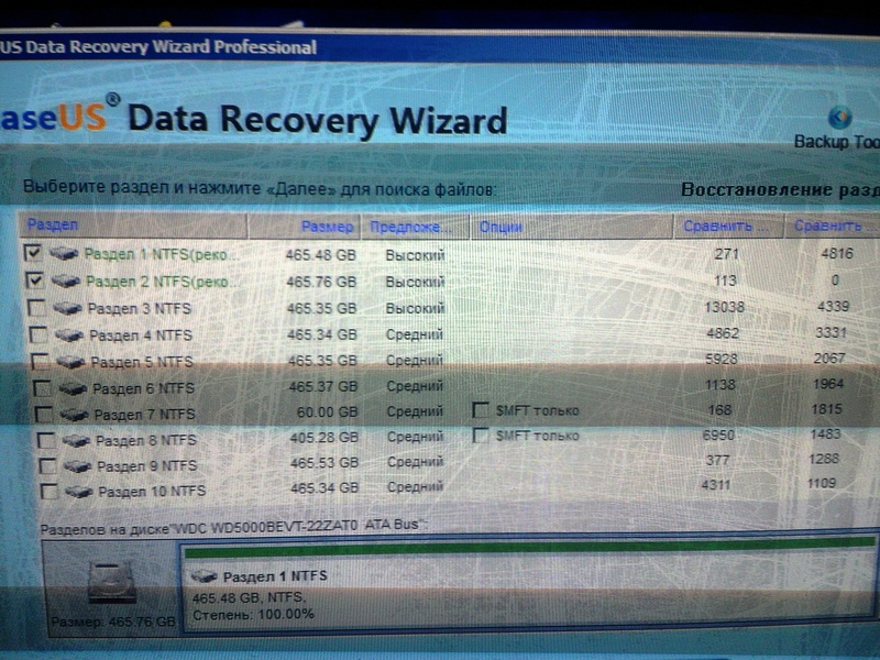 Portable easeus data recovery wizard professional