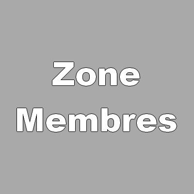 Zone des membres