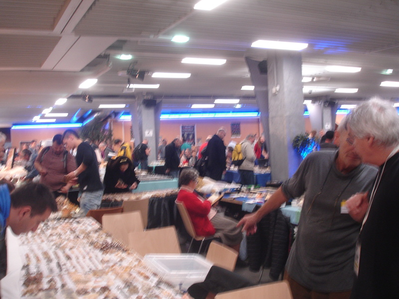 Rencontres internationales du coquillage 2014