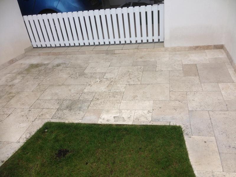 Nettoyer dalles terrasse best nettoyer dalle de jardin - Nettoyer dalles terrasse sans karcher ...