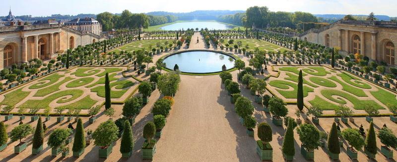 Les jardins du ch teau page 7 for Entretien jardin versailles