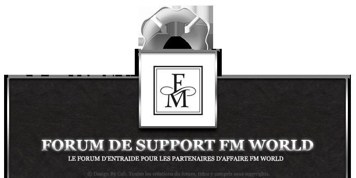 FMWF - Forum d'entraide