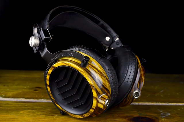 Kennerton Odin Mkii Zebrano Headphone Reviews And