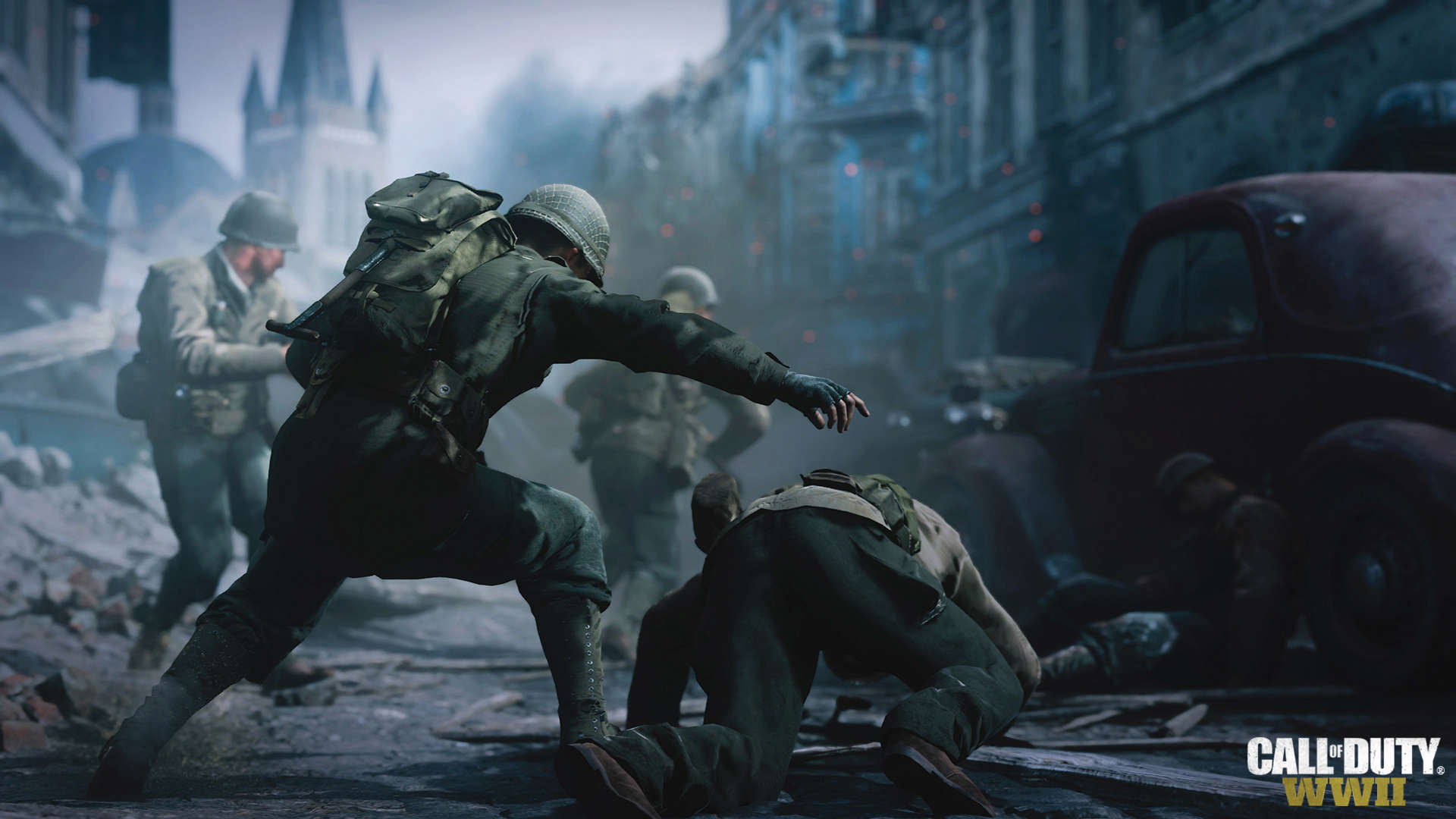 Call of Duty WWII 01