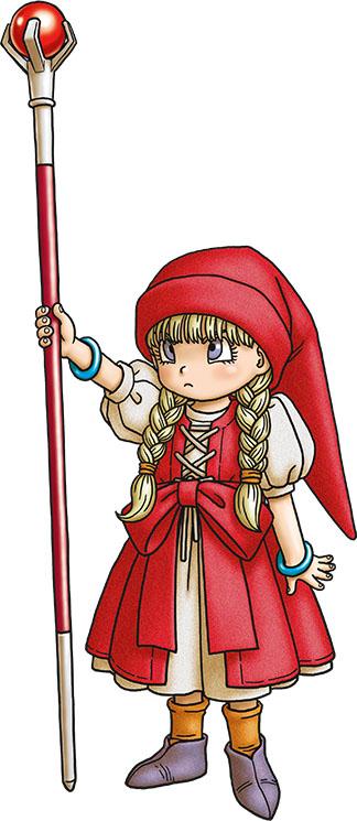 Dragon Quest XI Veronica