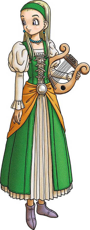 Dragon Quest XI Senya