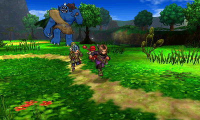Dragon Quest XI 3DS 07