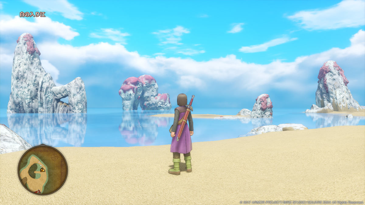 Dragon Quest XI PS4 08
