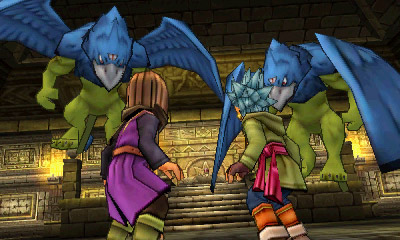 Dragon Quest XI 3DS 14