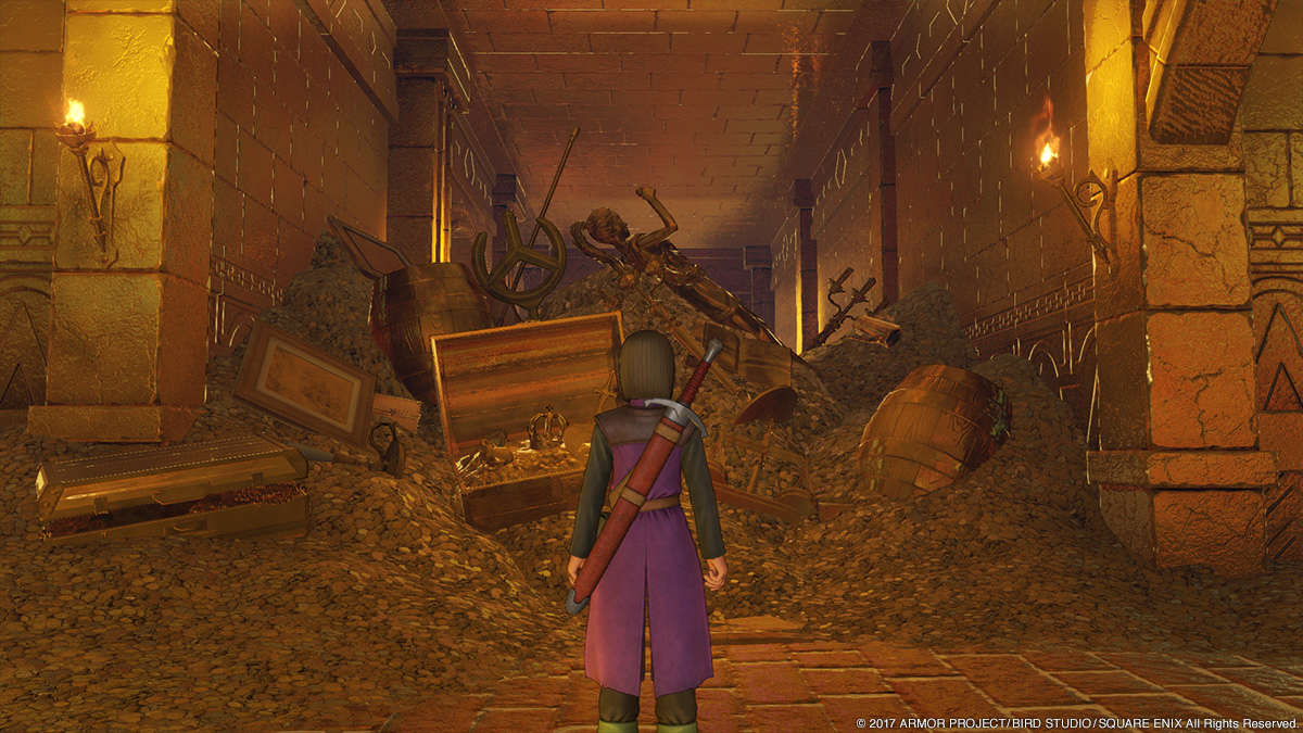 Dragon Quest XI PS4 16
