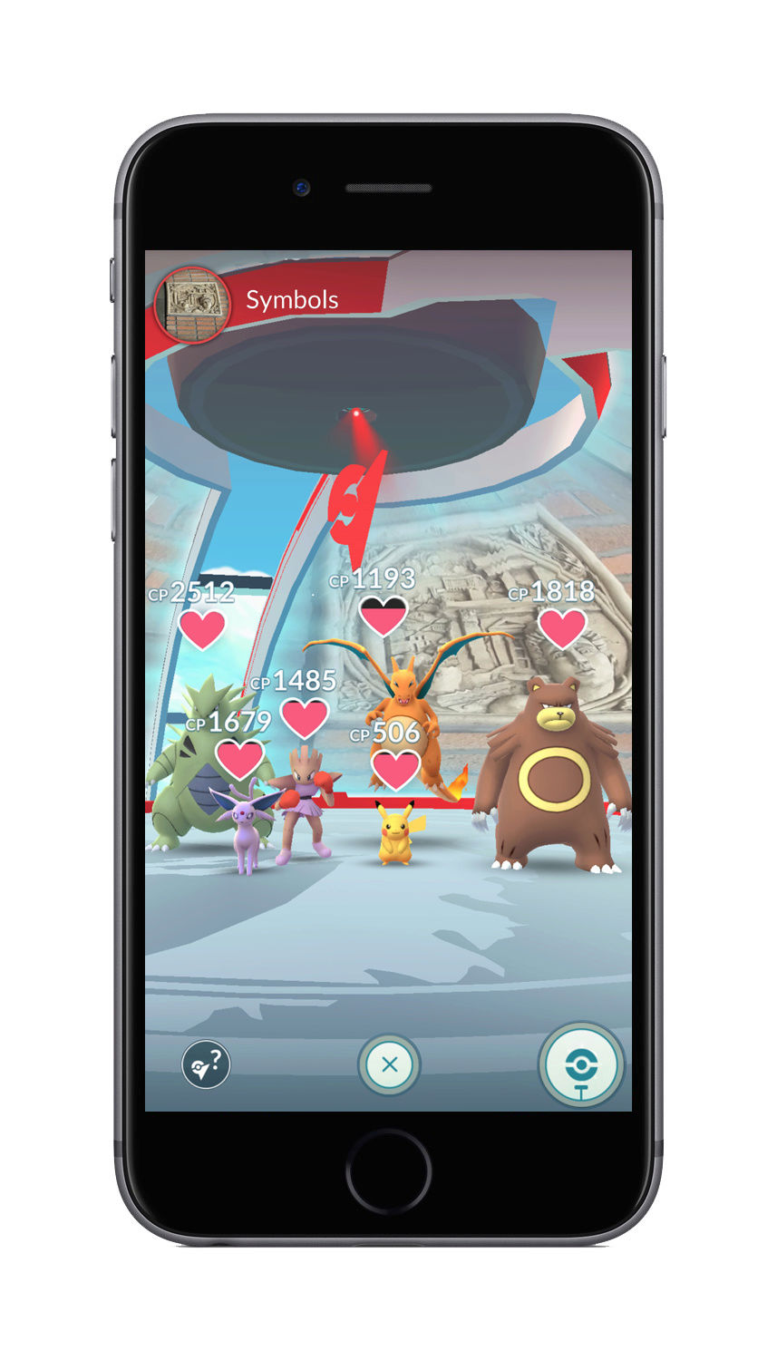 Pokemon GO - Update 02