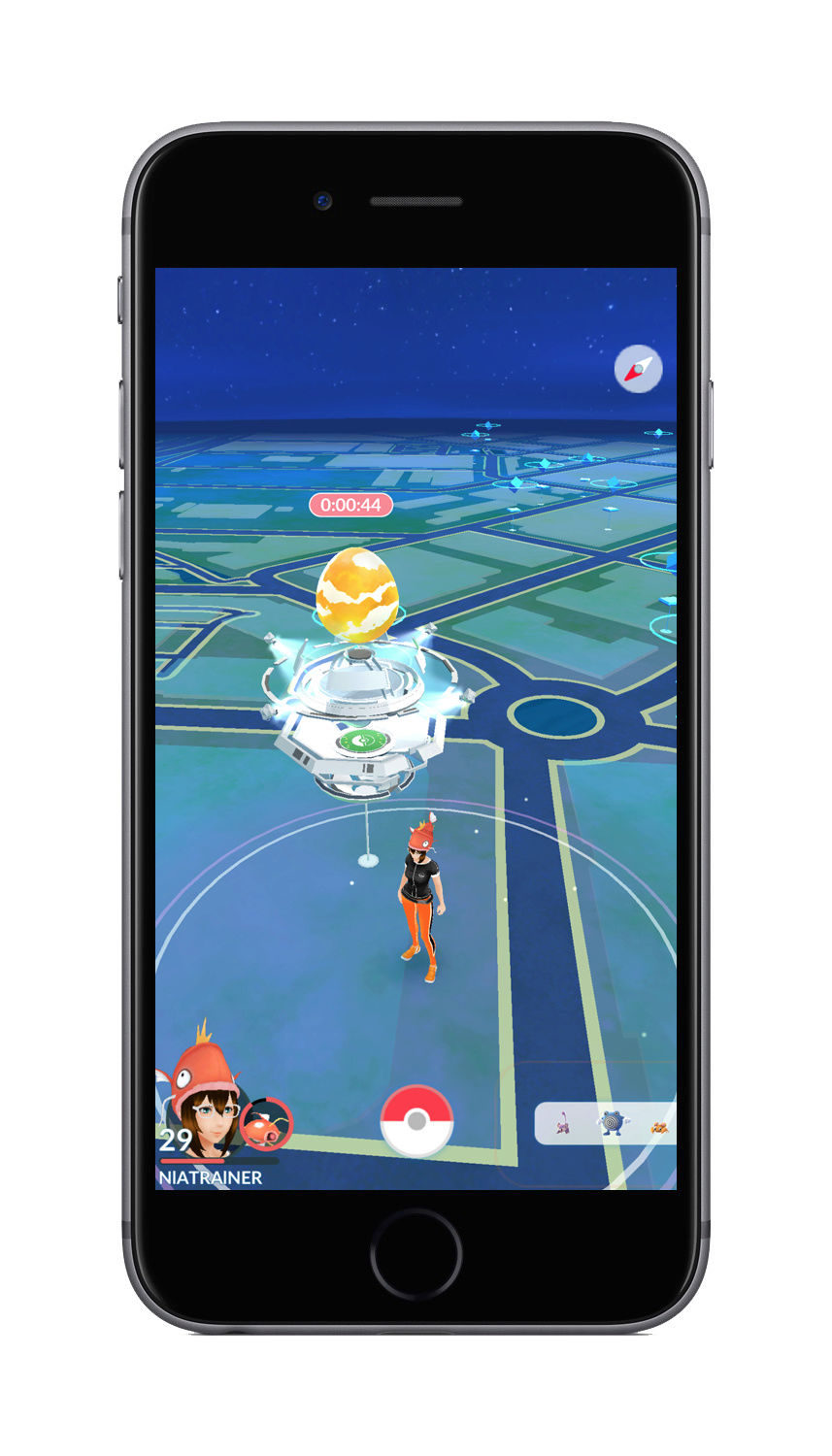 Pokemon GO - Update 04