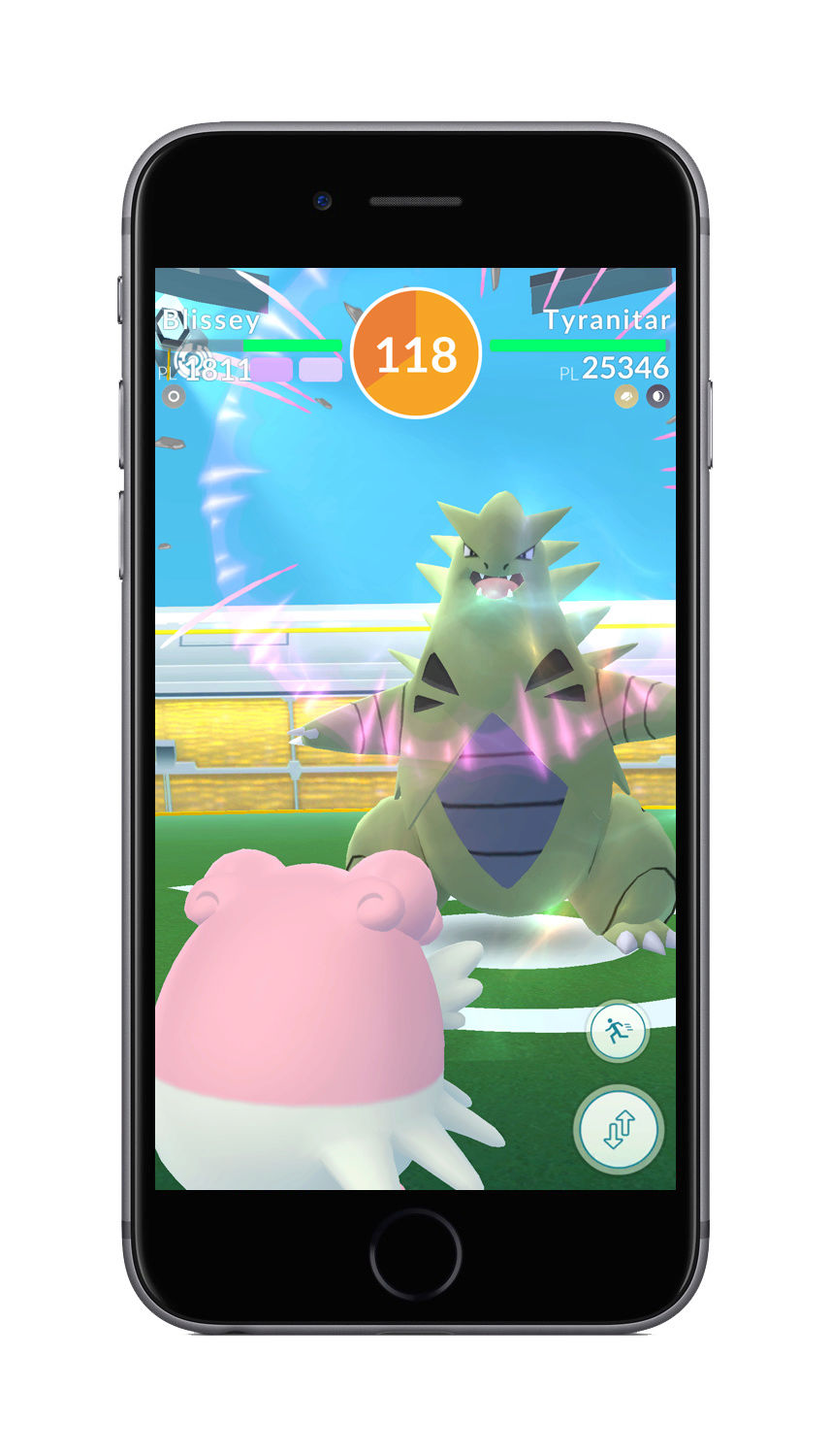 Pokemon GO - Update 07