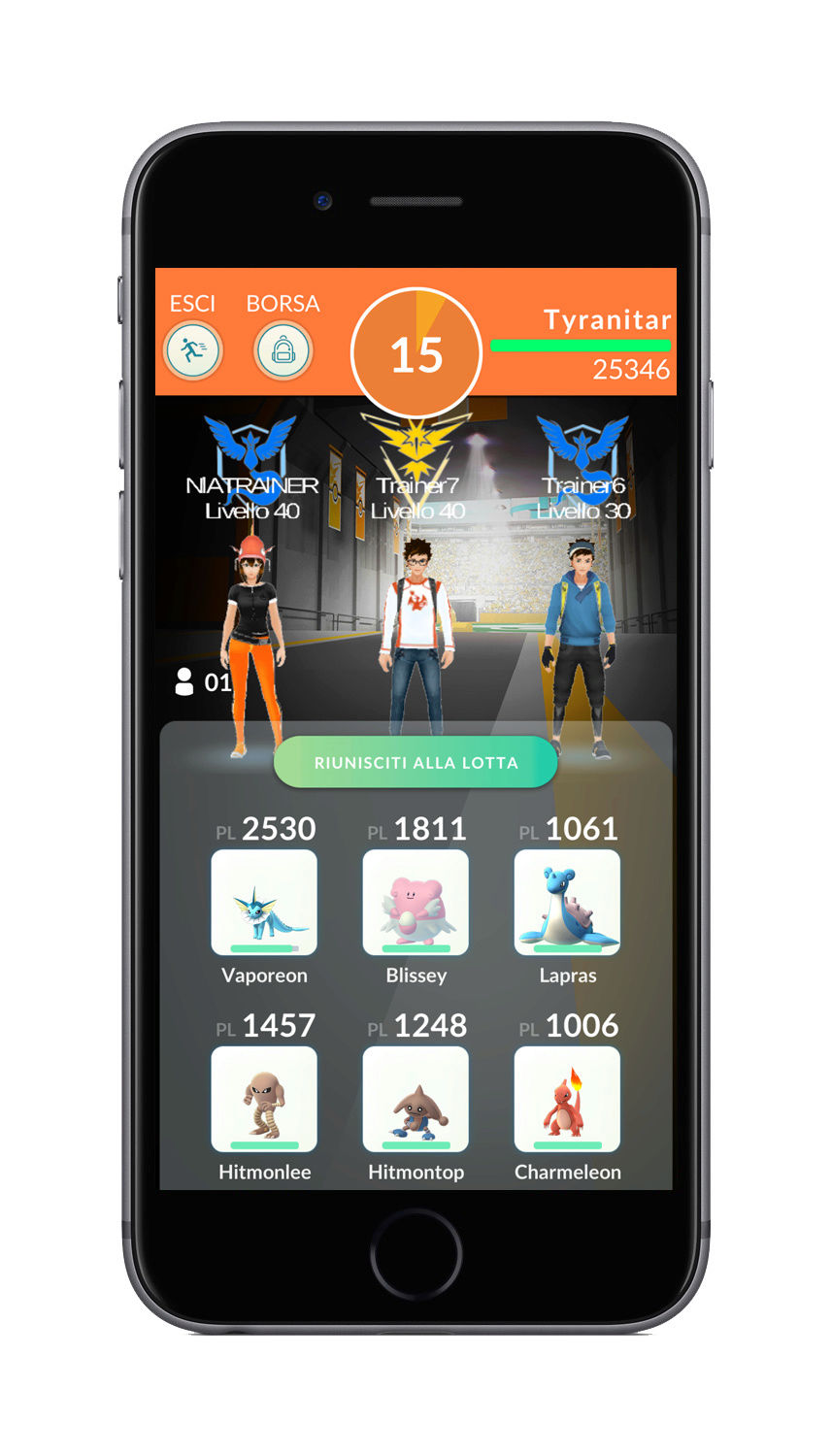 Pokemon GO - Update 06
