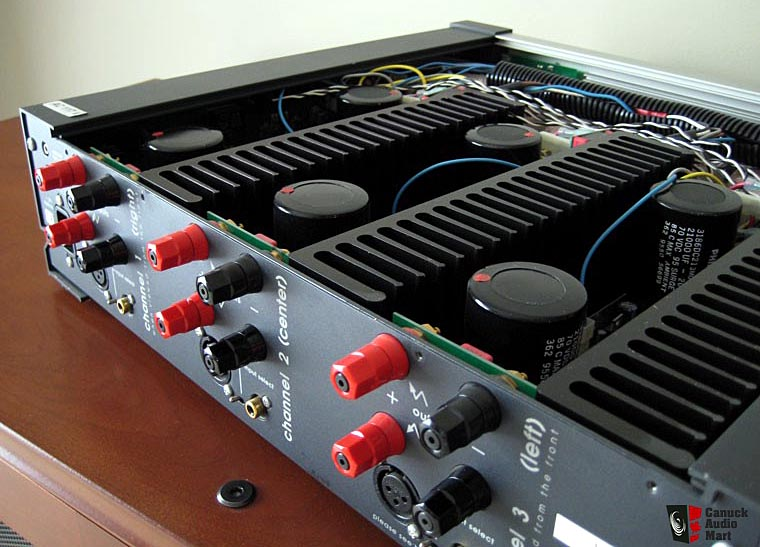 Madrigal Audio Five Channel Amplifier