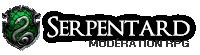 Élève de Serpentard - Modération RPG