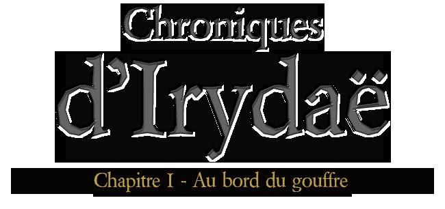 Chroniques d'Irydaë