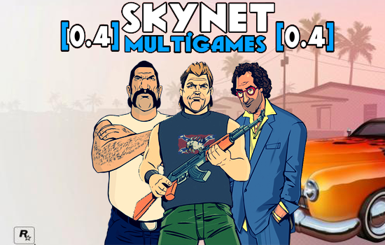 SkyNet Multi-Games