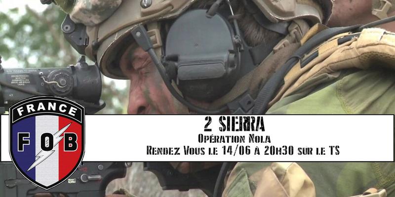 TEAM FOB French Opex Brigade