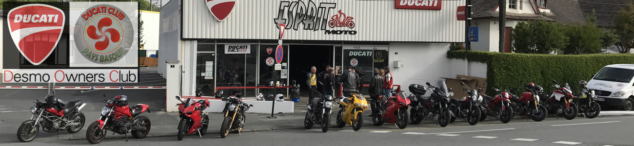 Ducati Club du Pays Basque